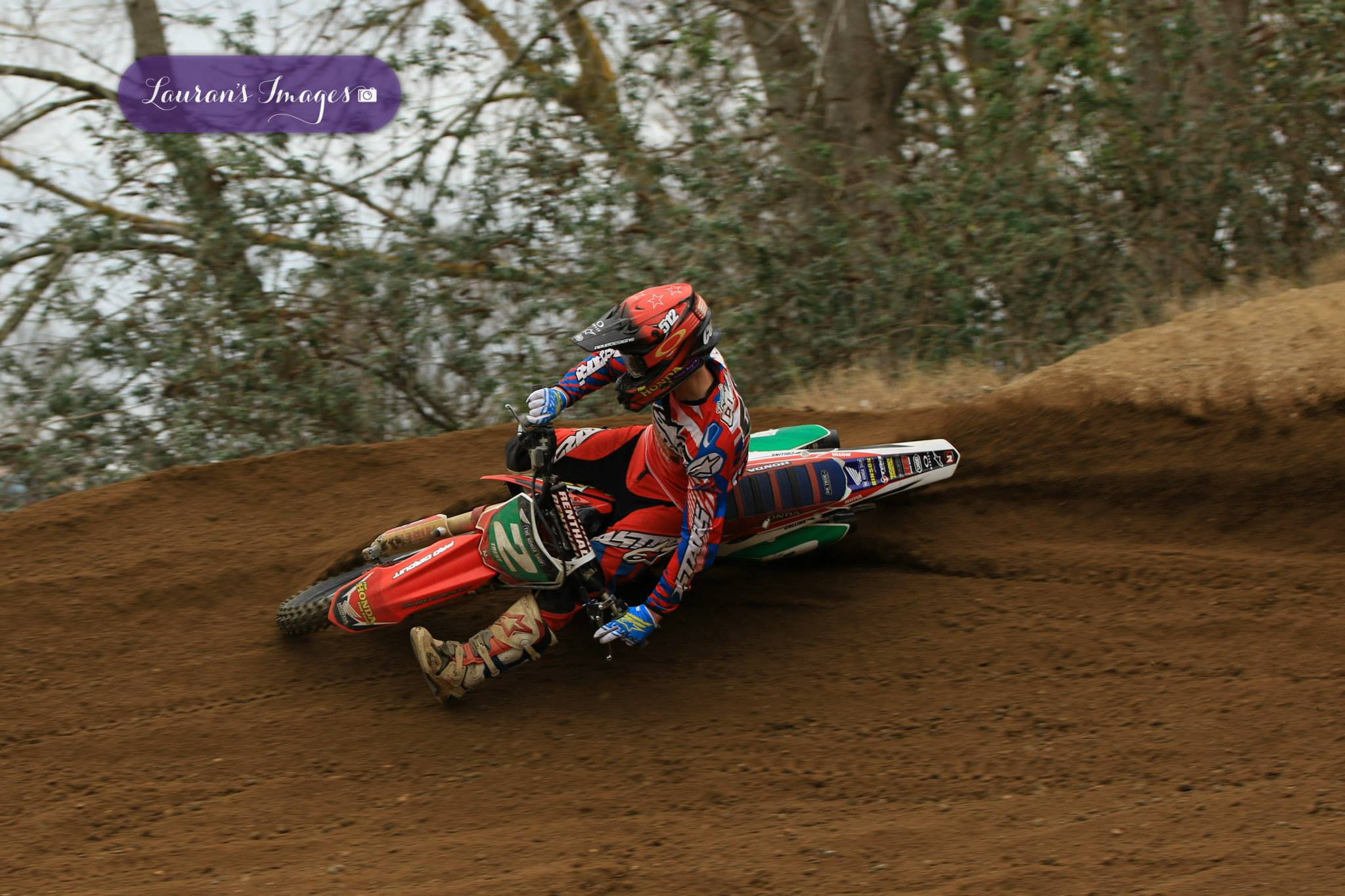 Kiwi trent collins scores guest ride with bcp pro circuit for Team honda purchase program