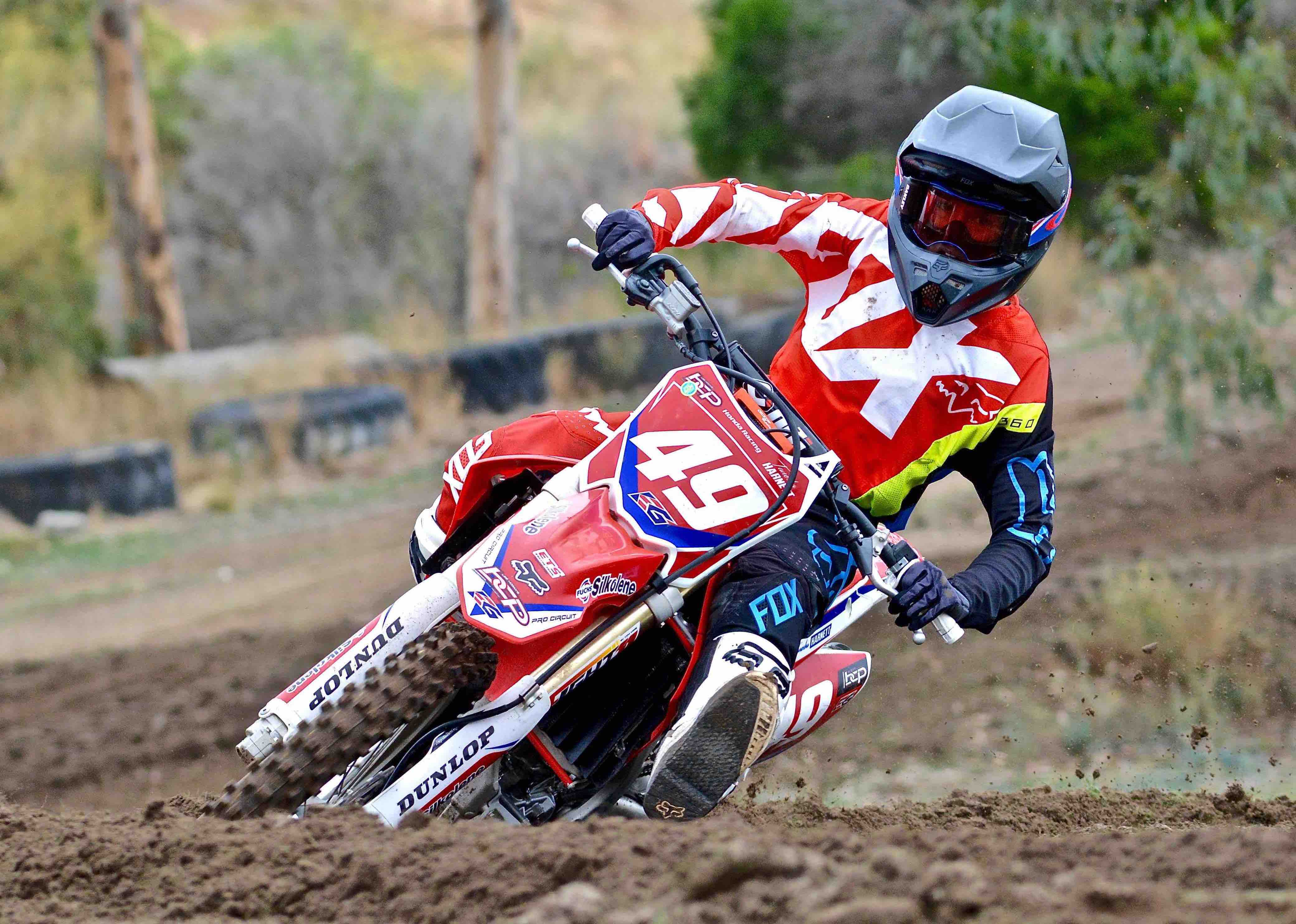 BCP Pro Circuit Honda gear up for Vic Titles Rd 1 – BCP