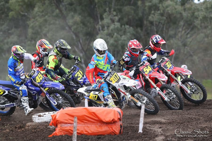 A strong showing for BCP Pro Circuit Honda at the Junior